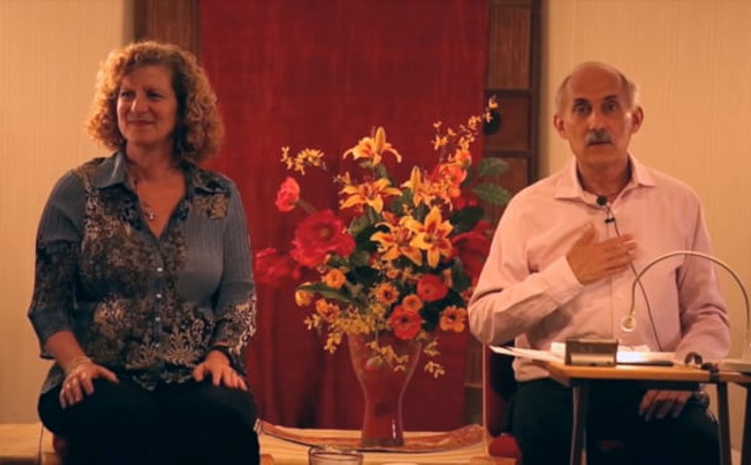 Monday Night with Jack Kornfield (& Alison Luterman)