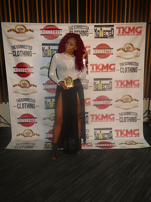 Queen City Awards 2017 Model of the year