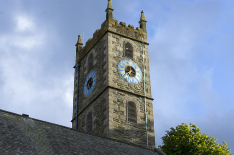 Church of King Charles the Martyr, Falmouth