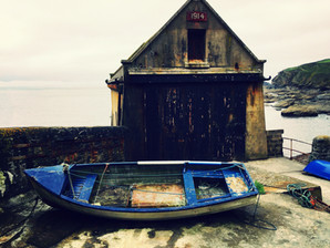 The Old Lizard Lifeboat Station