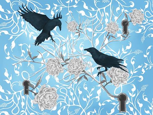 Surreal Ravens
