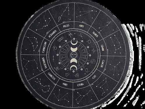 Astrology Halloween Decor Placemat