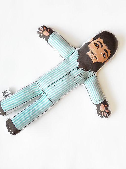 Wolfie - Wolfman doll