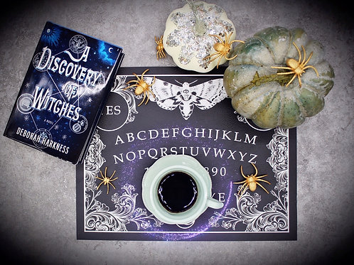 Spirit Board Halloween Decor Placemat- Chalkboard style