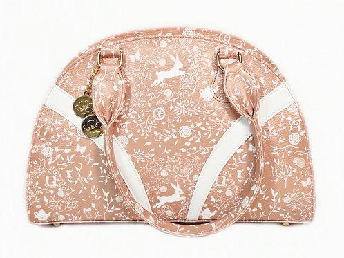 Beige Wonderland Hand Bag