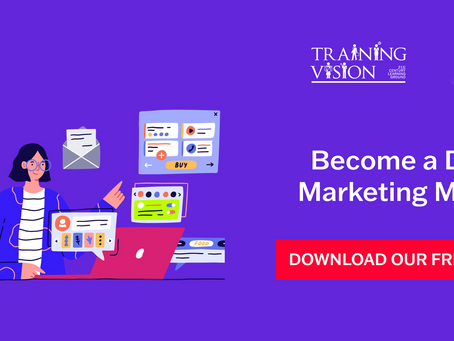 Free E-Book: How To Become A Digital Marketing Manager