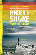 Anna Mackenzie, Finder's Shore, YA dystopian fiction