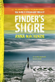 Cover image for Anna Mackenzie's Finder's Shore