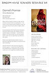 Teaching Notes, Donnel's Promise by Anna Mackenzie