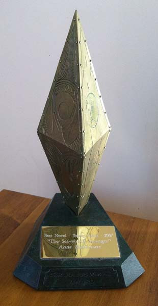 Anna's Sir Julius Vogel Trophy