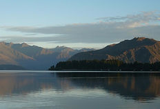Lake Wanaka, New Zelanad