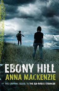 Cover image for Anna Mackenzie's Ebony Hill