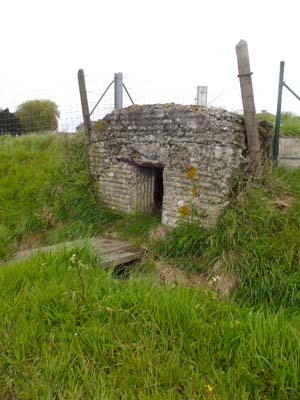 Bunker, Broodseinde, Belgium