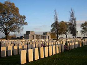 WWI Belgium