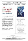 Teaching Notes, The Sea-wreck Stranger by Anna Mackenzie
