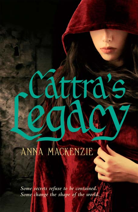 Cattra's Legacy Cover