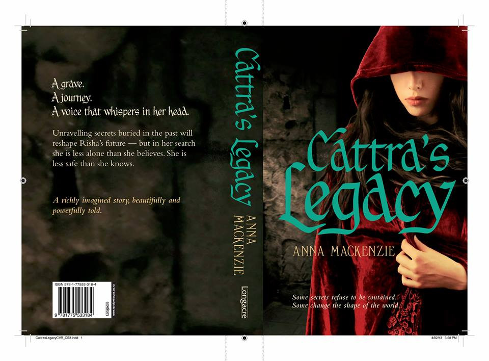 Cattra's Legacy Full Cover