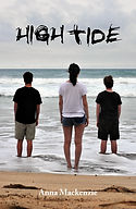 Anna Mackenzie, High Tide, YA fiction