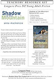 Teaching Notes, Shadow of the Montain by Anna Mackenzie