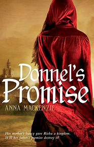Cover image for Anna Mackenzie's Donnel's Promise
