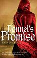 Anna Mackenzie, Donnel's Promise, YA fantasy