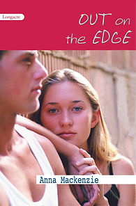 Cover image for Anna Mackenzie's Out on the Edge