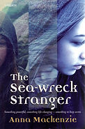 Anna Mackenzie, The Sea-wreck Stranger, YA fantasy fiction