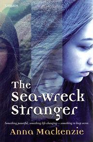 Cover image for Anna Mackenzie's Sea-wreck Stranger