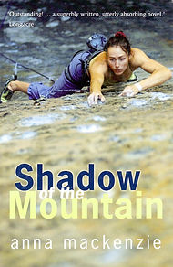 Cover image for Anna Mackenzie's Shadow of the Mountain