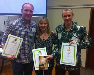 Awards, independents and Auckland
