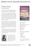 Teaching Notes, Finder's Shore by Anna Mackenzie