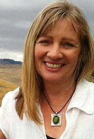 Anna Mackenzie, author