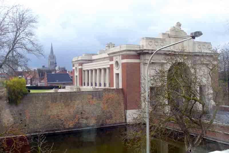 Menin Gate Ieper/ Ypres