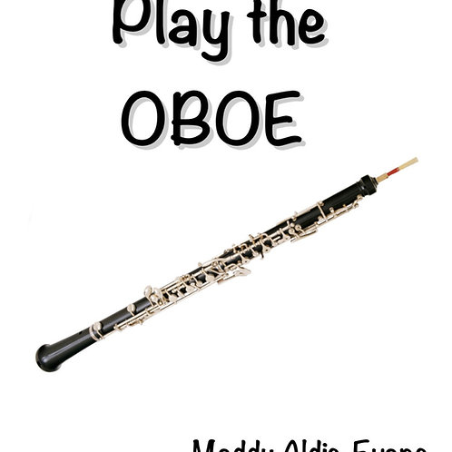 Play the oboe