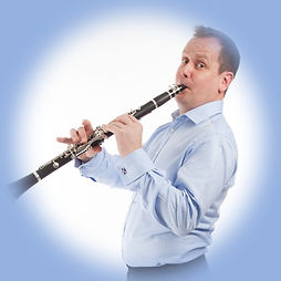 Colin Blamey clarinetist