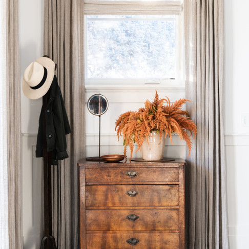 The White Dahlia Guide on How to Hang Curtains
