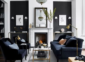 The 3 Designer Tips for Choosing an Accent Wall Color