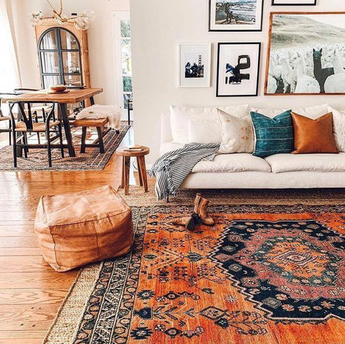 Picking the Perfect Rug for your Space