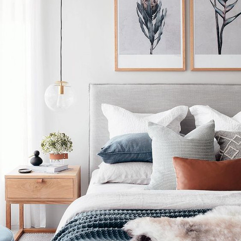 Go-To Nightstand Decor Ideas & Finds