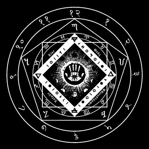WitchHands Mandala Tee