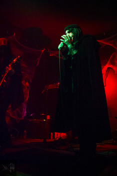 WitchHands Halloween at The Ancient Mariner