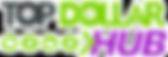 Logo for dark backgrounds Top Dollar Hub