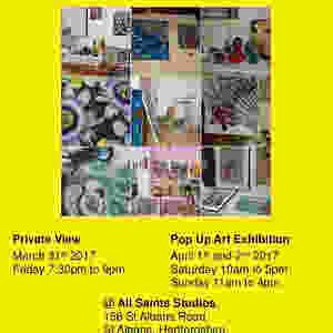 Affordable S.Art flyer