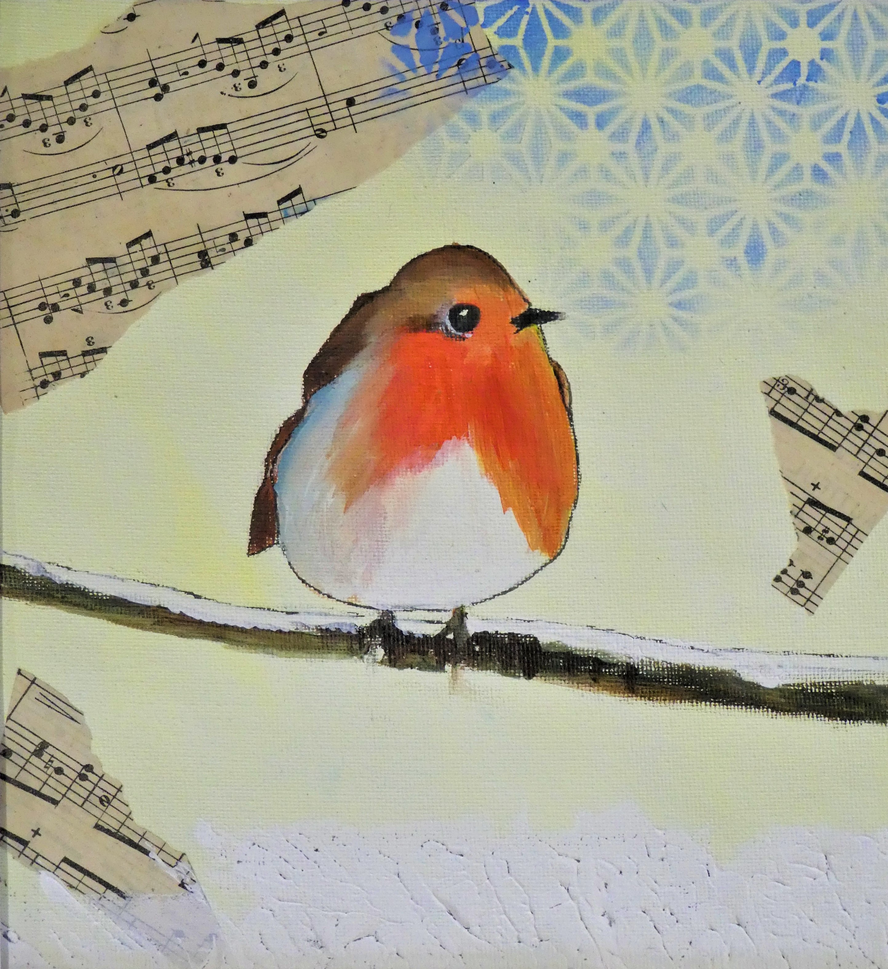 Robin Front