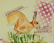 Golden Hare Red