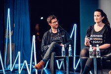 Riga Techchill 2019 - Panel Moderation 1