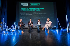 Riga Techchill 2019 - Panel Moderation 2