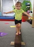 Parent & Me Gymnastics Classes