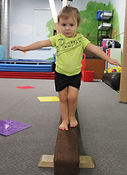 Parent & Me Gymnastics Classes