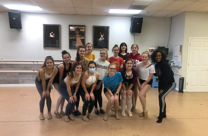 Tap and Jazz with Elycia